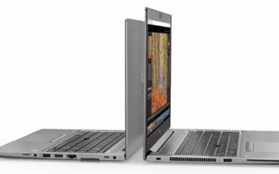 HP ZBook 14u/15u mobile workstations