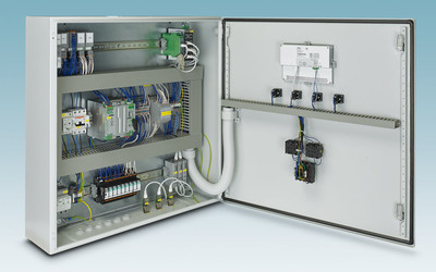 Phoenix Contact WellControl remote groundwater control