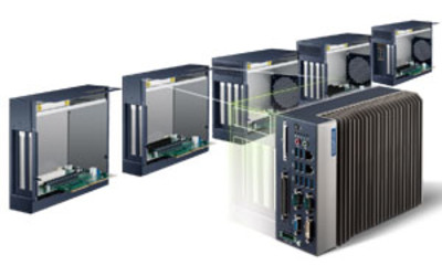 Advantech MIC-7500 Compact Modular IPC Platform