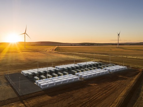 Hornsdale power reserve australian energy storage conference and exhibition