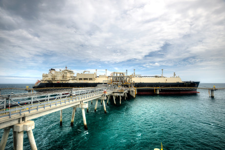 Png lng 100th cargo celebration