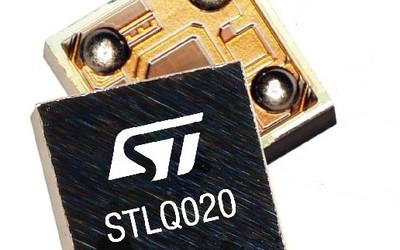 STMicroelectronics STLQ020 low-dropout voltage regulator