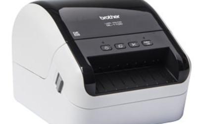 Brother QL-1100 series wide-format label printers