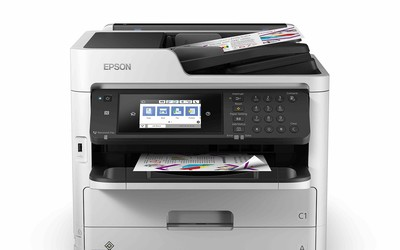 Epson WorkForce Pro WF-C5290 and WF-C5790 inkjet printers