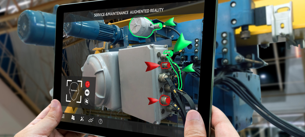 Driving the digital transformation with augmented reality