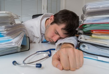 Gene expression fails to adapt in night shift workers