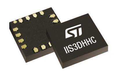 STMicroelectronics IIS3DHHC 3-axis accelerometer