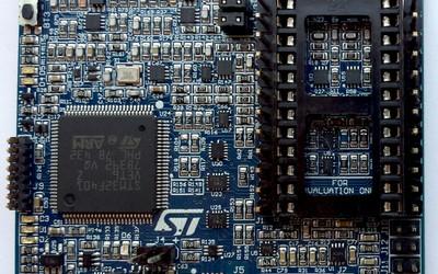 STMicroelectronics Profi MEMS Tool development platform