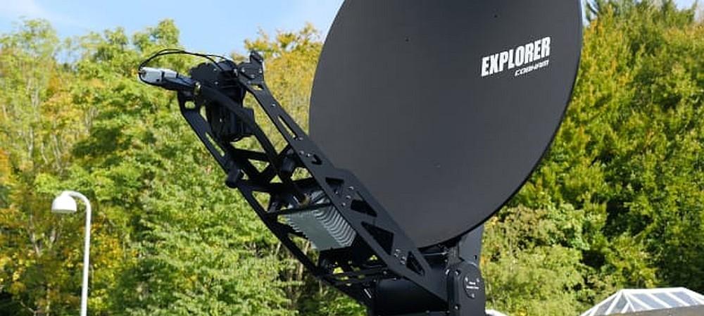 SA Govt selects Cobham VSAT antennas