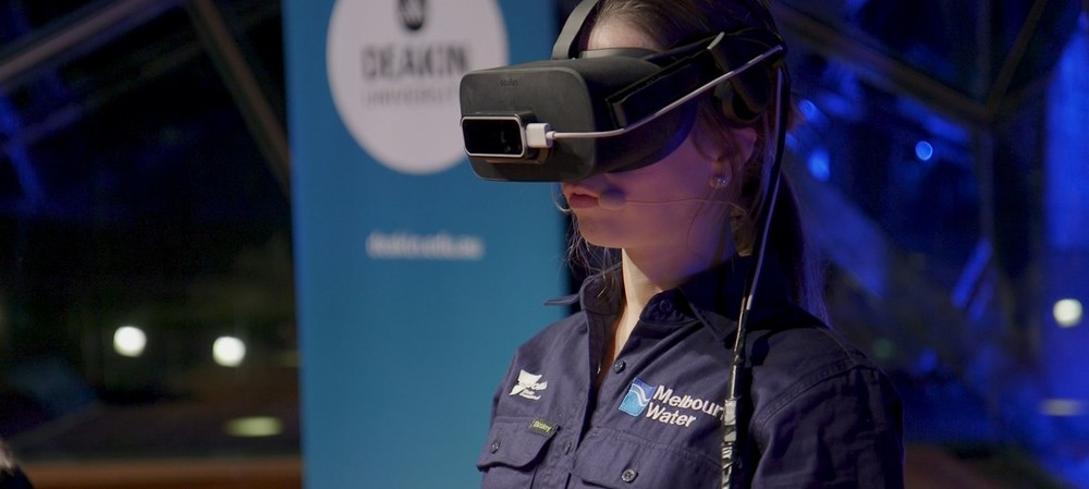 Train safely in a virtual world