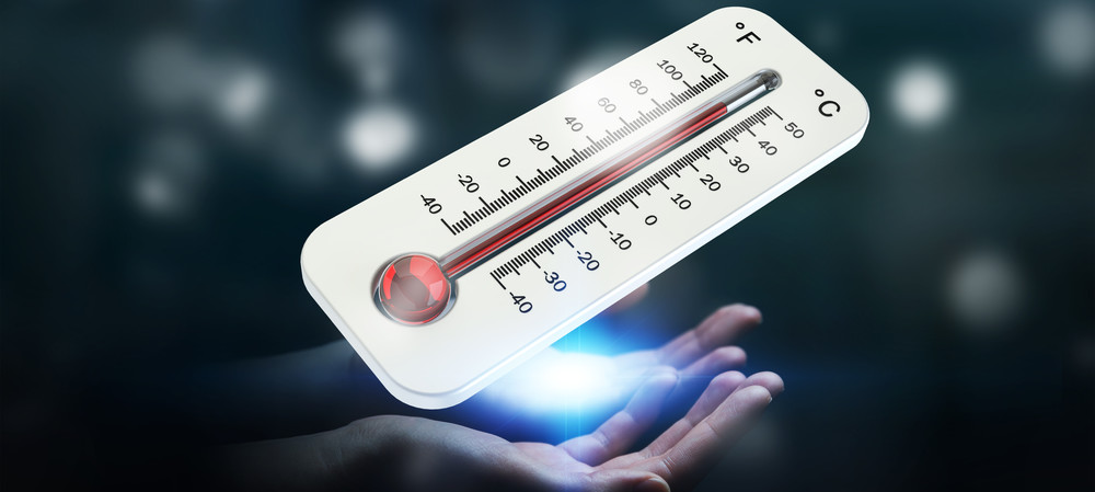 How the temperature affects workplace injuries