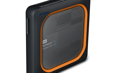 Western Digital My Passport Wireless solid state drive