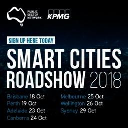 Public sector network   smart cities roadshow 2018 %28web banner 300x300%29   v1