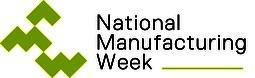 National manufacturing week logo    no date   white bg   1