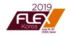 Flex korea 2019 logo
