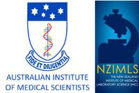 Aims and nzimls logos