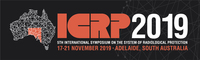 Icrp 2019 conference logo