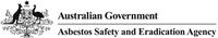 Asbestos safety and eradication agency logo