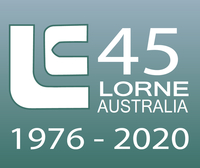 45th lorne conference on protein structure and function logo