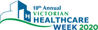 Victorian healthcare week 2020 logo