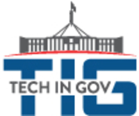 Tech in gov 2020 logo