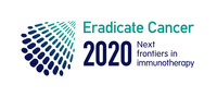 Eradicate cancer 2020 logo
