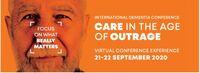International dementia conference 2020 logo