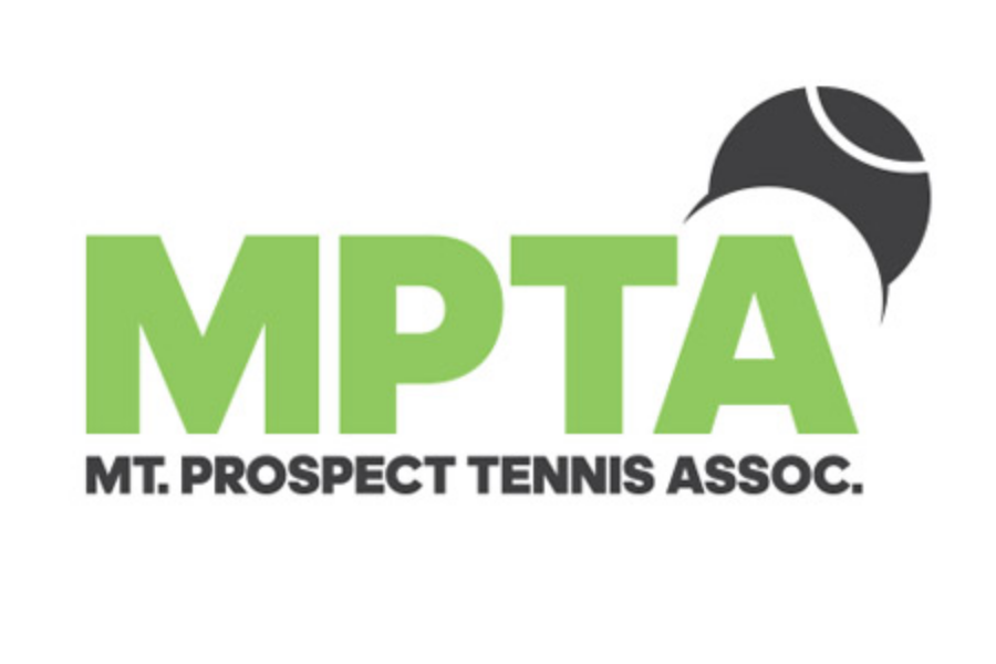 Mt Prospect Tennis - New Clubhouse Fencing Banner