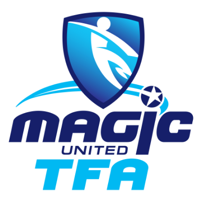 Magic United Player Pathways 2019 Logo