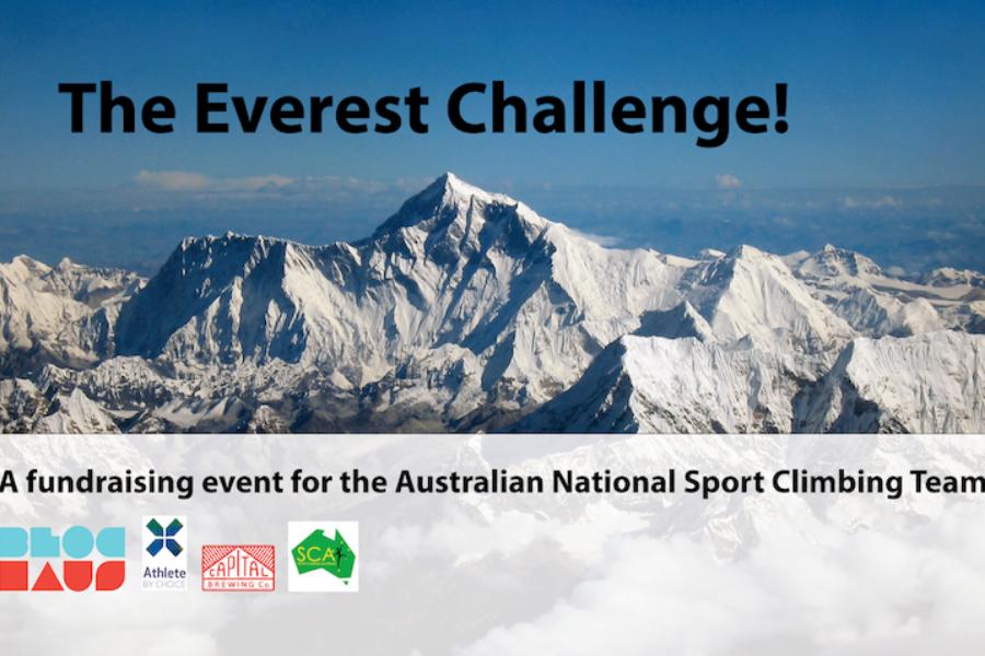The Everest Challenge Banner