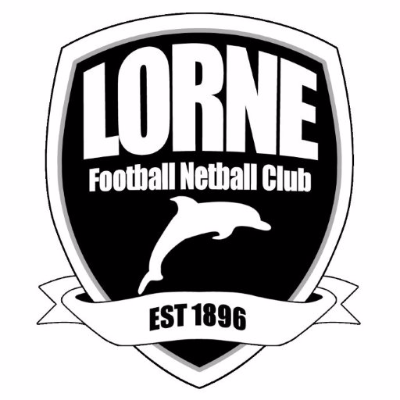 Lorne Football Netball Club Development Fund Logo
