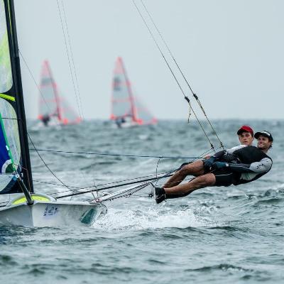 Joel Turner Olympic Sailing Campaign Logo