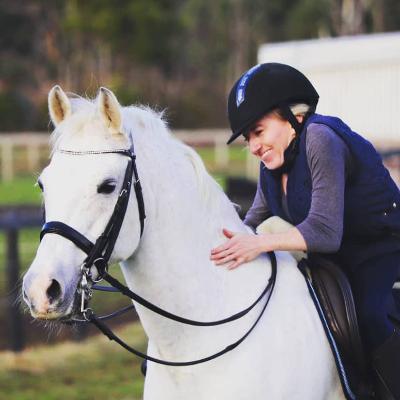 Bridget Murphy Para Equestrian
