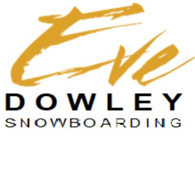 Eve Dowley Snowboarding Slopestyle BigAir Logo