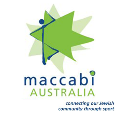 2021 Australian Maccabiah Team Fund Logo