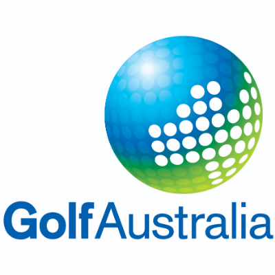 Golf Australia Flood Relief Campaign Logo