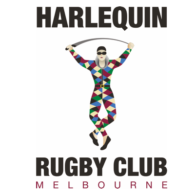 Harlequins High Performance Rugby Logo