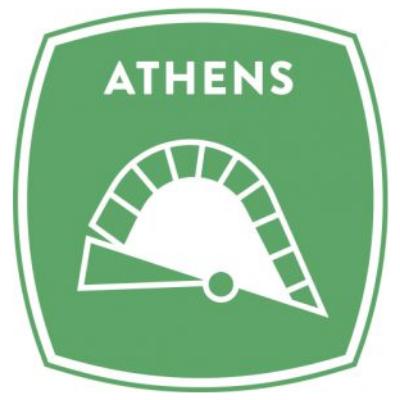 Athens Splash or Dash Logo