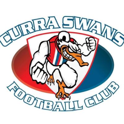 Curra Swans Development Fund Logo