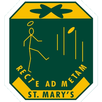 ST MARYS 500 CLUB Logo