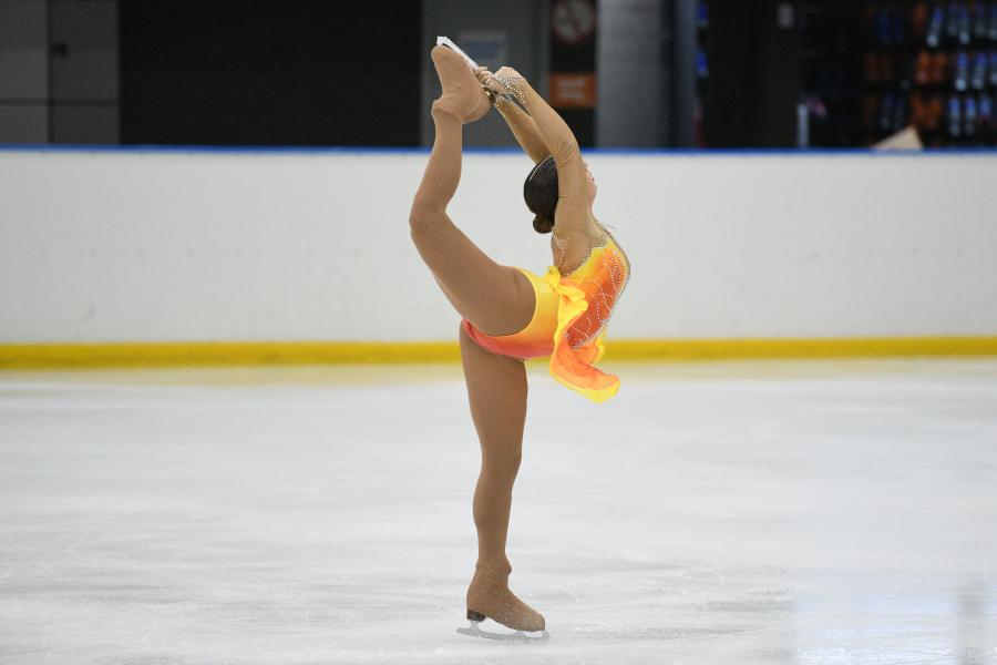 Australian Sports Foundation   Lia Webb McDougall Figure Skating