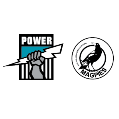 Port Adelaide Football Club Museum Logo