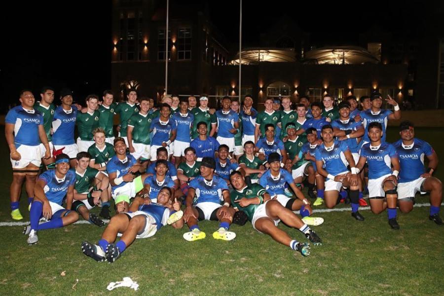 Australian Schools Rugby Development Programme Banner