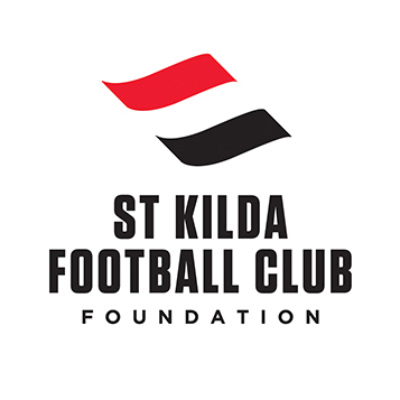 St Kilda Football Club Indigenous Wellness programs Logo
