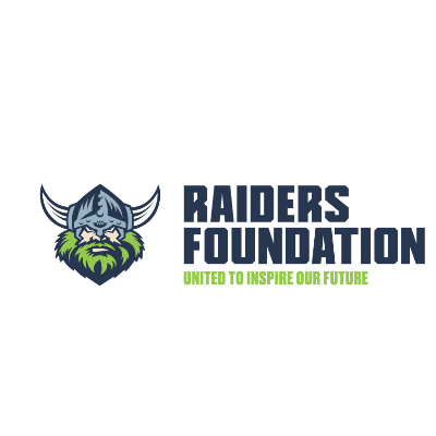 Raiders Foundation - Green Forever Logo