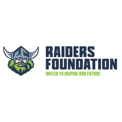 Raiders Foundation - United to Inspire Our Future Logo