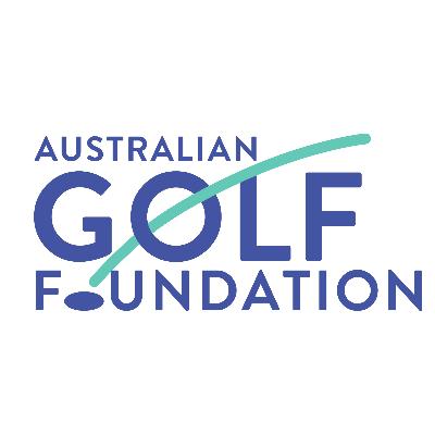 Australian Golf Foundation - Vision 2025 and Junior Girls Scholarship Program Logo