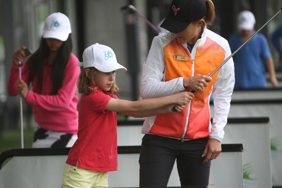 Australian Golf Foundation - Vision 2025 and Junior Girls Scholarship Program Banner