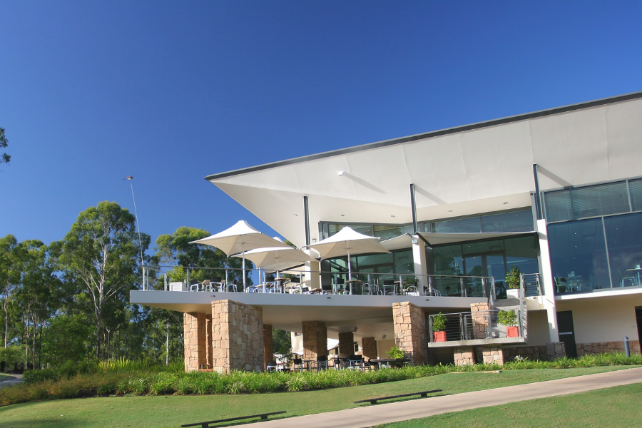 Australian Golf Foundation - Facilities of Excellence Banner