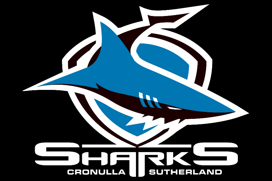 Cronulla Sharks Bush Fire Appeal Banner